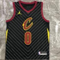 2021 Cleveland JD LOVE # 0 NBA Jerseys Hot Pressed