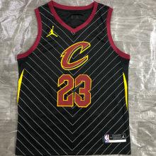 2021 Cleveland JD JAMES # 23 NBA Jerseys Hot Pressed