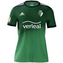 2021/22 Osasuna Away Green Fans Soccer Jersey