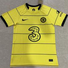 2021/22 CFC Away Yellow Fans Soccer Jersey