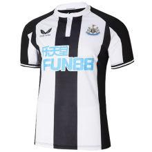 2021/22 Newcastle Home Black White Fans Soccer Jersey