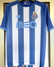 2021/22 Porto 1:1 Quality Home Fans Soccer Jersey