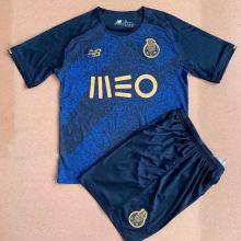 2021/22 Porto Away Kids Soccer Jersey