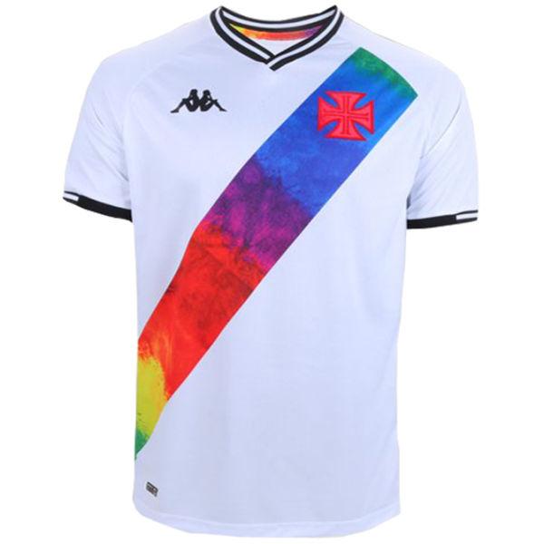 2021/22 Vasco 1:1 Quality White Fans Soccer Jersey