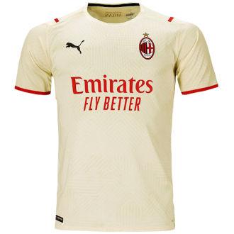 2021/22 AC Milan 1:1 Quality Away Fans Soccer Jersey