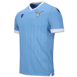 2021/22 Lazio Home Blue Fans Soccer Jersey