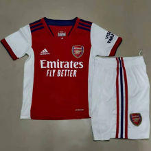 2021/22 ARS Home Red Kids Soccer Jersey