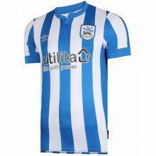2021/22 Huddersfield Home Fans Soccer Jersey