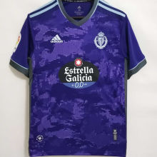 2021/22 Valladolid Away Fans Soccer Jersey