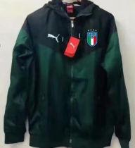 20021/22 Italy Green Windbreaker