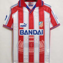 1996/97 ATM Home Retro Soccer Jersey