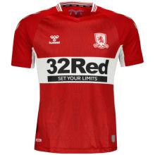 2021/22 Middlesbrough Home Fans Soccer Jersey