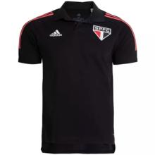 2021/22 Sao Paulo Black POLO Jersey