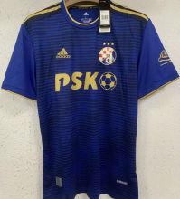 2021/22 Dinamo Zagreb Home Blue Fans Soccer Jersey
