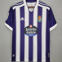 2021/22 Valladolid Home Fans Soccer Jersey