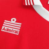 1977 M Utd Home Red Retro Soccer Jersey