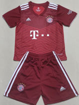 2021/22 BFC Home Red Kids Soccer Jersey