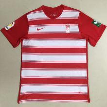 2021/22 Granada Home Red Fans Soccer Jersey