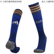 2021/22 RM Away Blue Sock