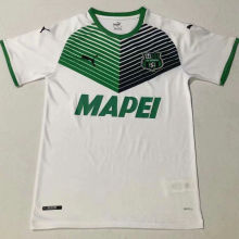2021/22 Sassuolo Away White Fans Soccer Jersey