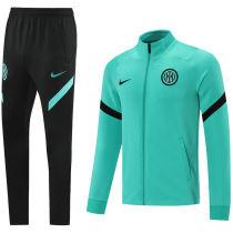 2021/22 In Milan Green Jacket Tracksuit