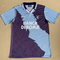 1994/1995 Lazio Away Retro Soccer Jersey