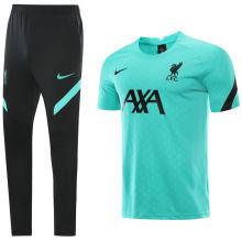 2021/22 LFC Green Training Tracksuit (LH 长裤套装)