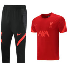 2021/22 LFC Red Training Short Tracksuit (LH 短裤套装)