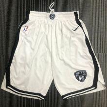 2021 Net White NBA Pants