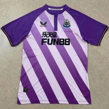 2021/22 Newcastle Purple White GK Soccer Jersey