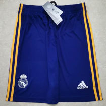 2021/22 RM Blue Shorts Pants
