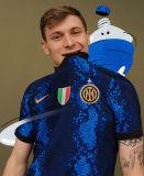 LAUTARO #10 In Milan 1:1 Quality Away Fans Jersey 2021/22
