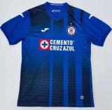 2021/22 Cruz Azul Home Blue Fans Soccer Jersey
