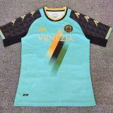 2021/22 Venezia FC Third Blue Fans Soccer Jersey