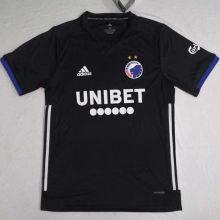 2021/22 Copenhagen Black Fans Soccer Jersey
