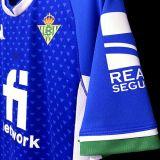 2021/22 R BTS Away Fans Soccer Jersey 有胸前广告