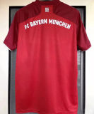 2021/22 BFC 1:1 Quality Home Red Fans Soccer Jersey