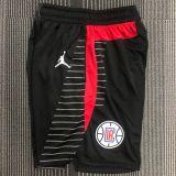 Clippers JD Black NBA Pants