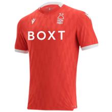 2021/22 Nottingham Forest Home Red Fans Soccer Jersey