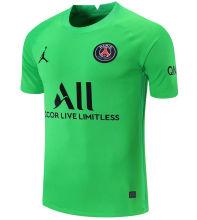2021/22 PSG Green GK Soccer Jersey