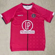 2021/22 Toulouse Away Red Fans Soccer Jersey法图尔兹