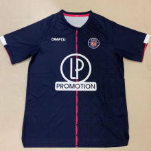 2021/22 Toulouse Home Black Fans Soccer Jersey法图尔兹