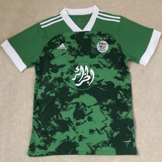 2021/22 Algeria Special Edition Home Fans Soccer Jersey