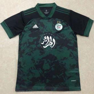 2021/22 Algeria Special Edition Away Fans Soccer Jersey