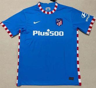 2021/22 ATM Third Blue Fans Soccer Jersey