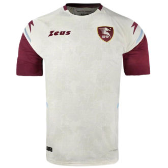 2021/22 Salernitana Away White Fans Soccer Jersey