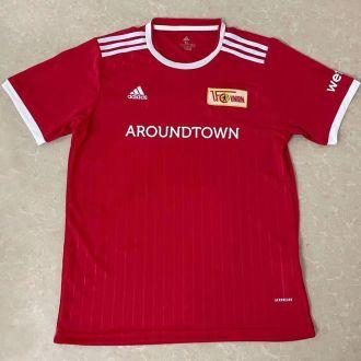 2021/22 Union Berlin Home Red Fans Soccer Jersey
