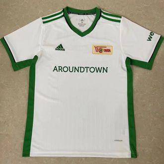 2021/22 Union Berlin Third White Fans Soccer Jersey