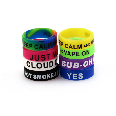 Silicone Vape band 22mm*7mm