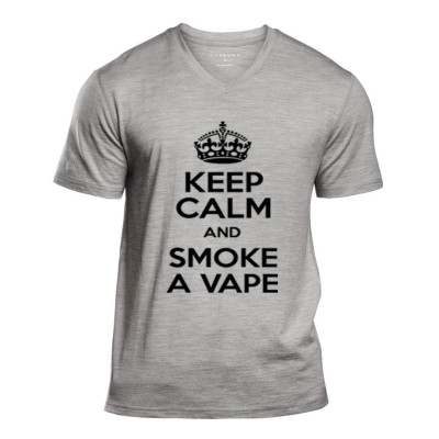 [OEM] Vapor T-shirt in V-neck